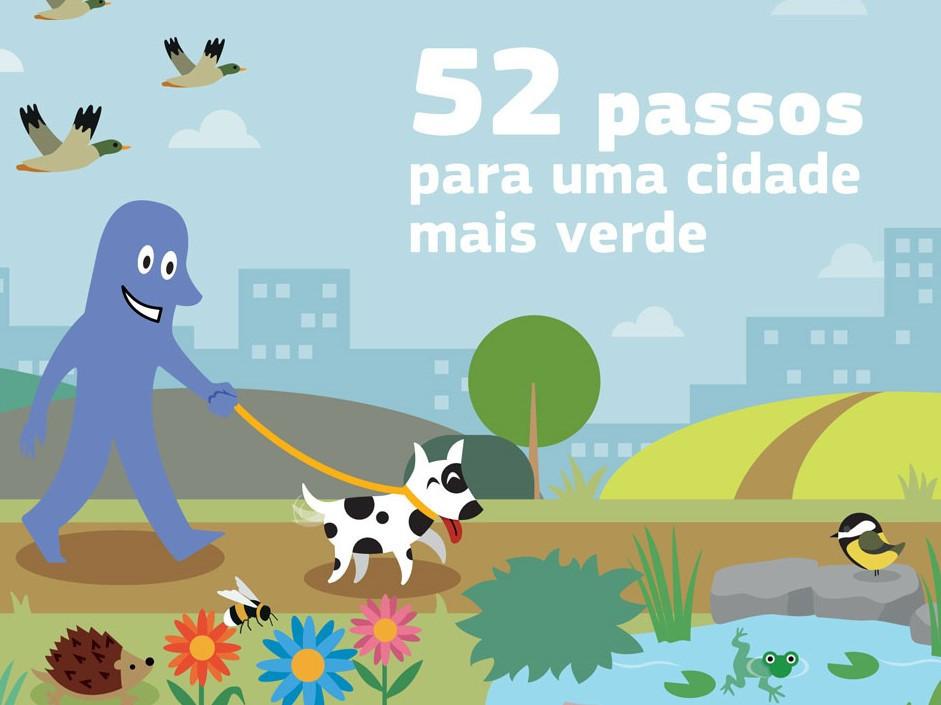 52 passos para uma cidade mais verde