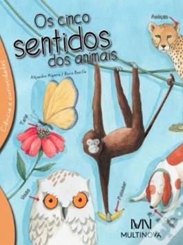 Os cinco sentidos dos animais